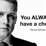 Suits have choice