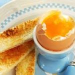 Boiled Egg & Soldiers