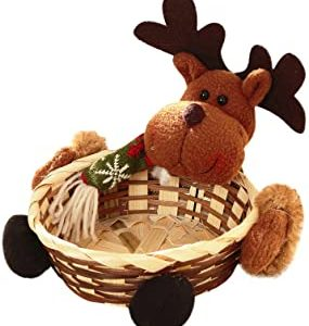 Christmas Gifts Christmas Candy Storage basket