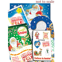 Santa letter Magic Show