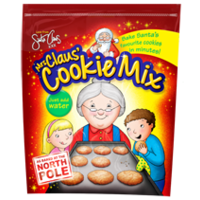 Santa Letter Cookie Mix