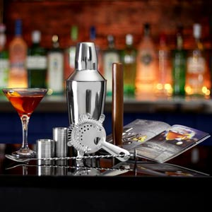 Luxury-Manhattan-Cocktail-Shaker-Set