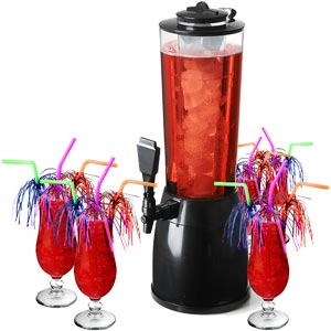 ice core bev cocktail set