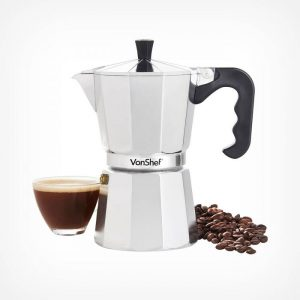 6 Cup Espresso Maker