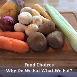 Our eco-friendly kitchen food choices why do we eat what we eat