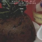 Best Xmas Pudding Recipe