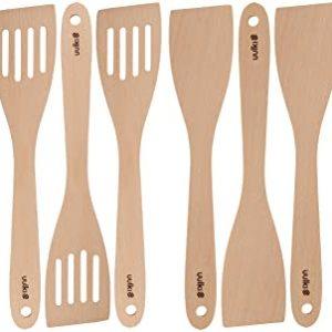 Uulki Wooden Spatula Cooking Set