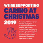 caring christmas project