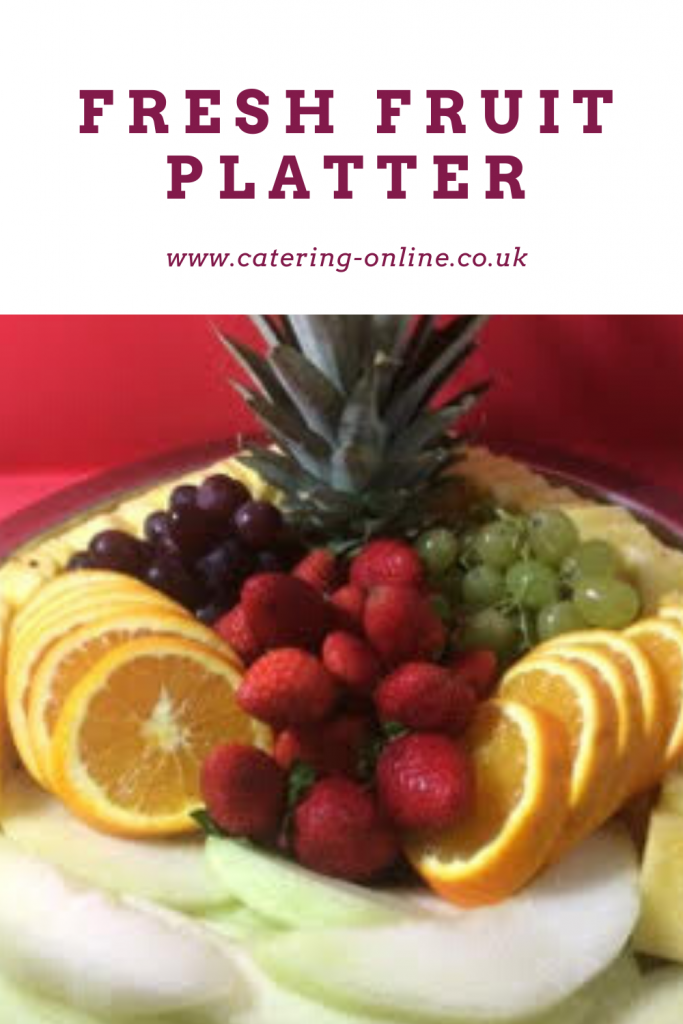 Fresh Fruit Platter Pin